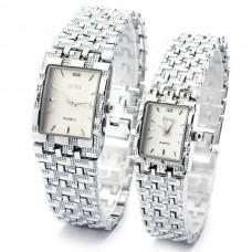 Waterproof Lover Watch Eyki Watch Fashionable Couple Quartz Watch Pair 1960