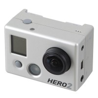 GoPro HD HERO2 Outdoor Edition Camcorder Sports Camera - Silver