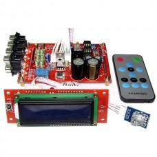 6Way M62446 5.1 Volume Remote Control Preamplifier Kit Amplifer