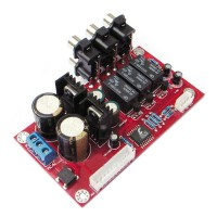 CS3310 Crystal Volume Remote Control  Preamplifier 3 Ways Input