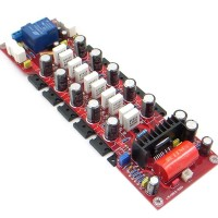 YJ 300W Mono LME49810 2SA1943/2SC5200 Amplifier Board