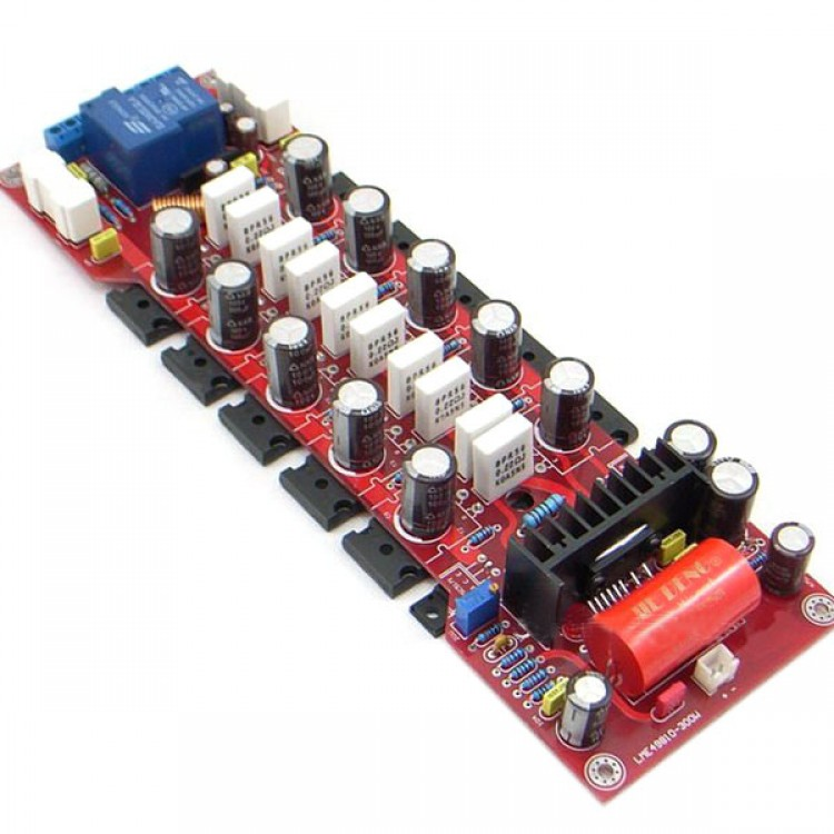 YJ 300W Mono LME49810 2SA1943/2SC5200 Amplifier Board - Free