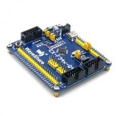 Development Board designed for C51 C8051F C8051F340 EX-F34x-Q48