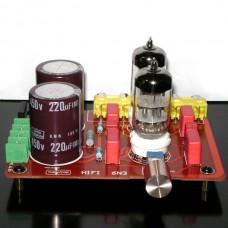 Pre-amp Tube PRE Amplifier Buffer 6N3(5670) Kit For DIY