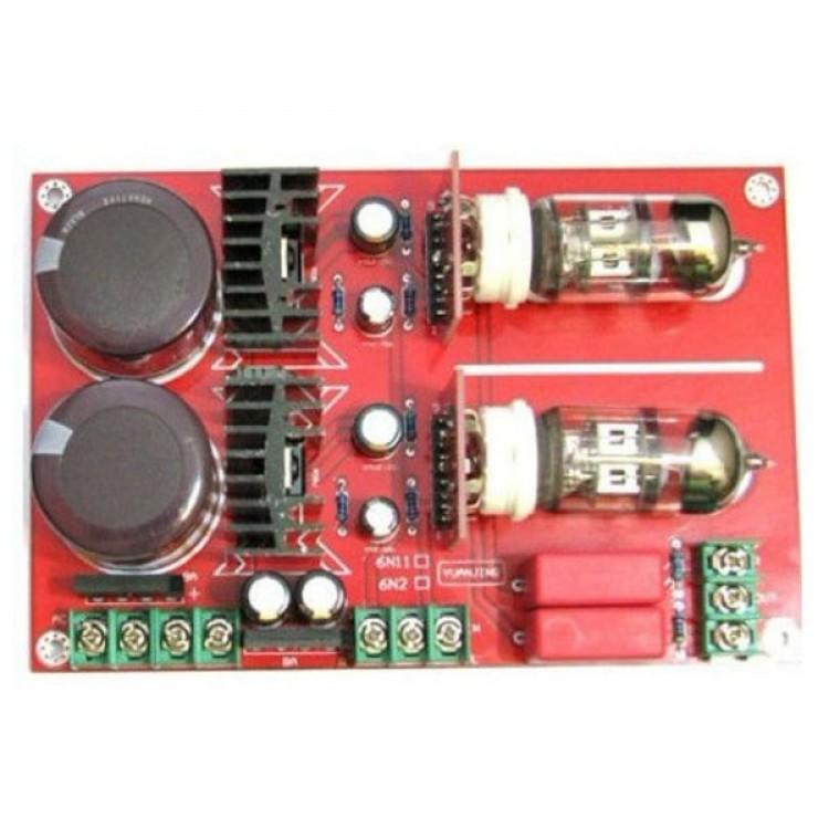 Pre-AMP Amplifier Board KIT Tube 6N2 SRPP Good for DIY - Free