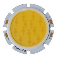 7W 20-24V 300ma High Power LED Warm White LED Lamp Bead