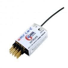 WFLY 2.4G 4-channel Mini Receiver WFR04S W-FLY 2.4GHZ