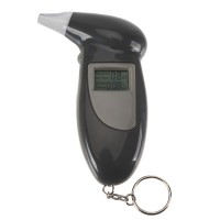 Digital Breath Alcohol Tester Alcohol Meter