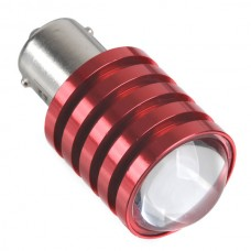 White 1156 Q5 High Power Cree Q5 7W LED Reverse Backup Tail Light Bulb