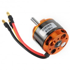 D3536 RC 910/1000/1250/1450KV Outrunner Brushless Motor for Multicopter for Quadcopter Hexacopter