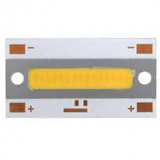LED Light Bar DC 10.5V 1W 90ma Warm White LED Lamp Chip