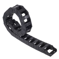 CNC Towing Chain Plastic Towing Cable 62mm*34mm