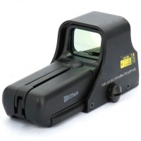 Professional Weapon Sight Rifle Scope Green/Red Aim Point