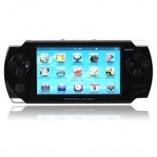 F3000 Handheld Touch Screen 3D Game Player Memory 4GB Game FM Digital Cameras MP4 MP5