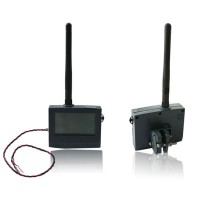FrSky DHT-U Telemetry Tx Transmitter Module with LCD Monitor