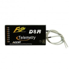 FrSky D8R Telemetry Rx 2.4GHz Two Way Receiver