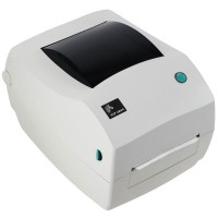 Zebra Label Printer TLP 2844 Bar code Desktop Thermal Transfer Direct Thermal Printer