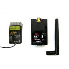 FrSky DFT V8R4 Tx/Rx 2.4G 2-WAY Combo 4 for Futaba/Hitec