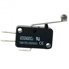 Limited Switch Micro Momentary N/O + N/C 10A 10pcs