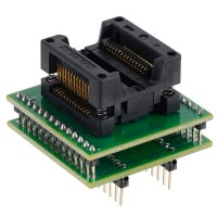 SOP28 SO28 SOIC28 to DIP28 Socket Programmer Adapter