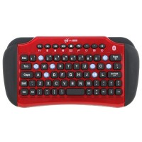 Mini Bluetooth Wireless Blutooth Keyboard for Smart Phone iphone Nokia PC Notebook Red