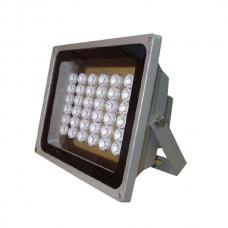 F42-60-A-W Illuminator 60 Degree 100M White Light Illuminator