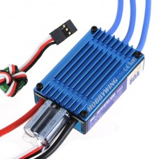 Hobbywing 60A Platinum-60A ESC RC Aircraft Helicopters