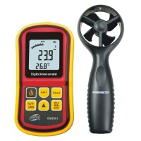 Benetech GM8901 Digital Wind Speed Gauge Wind Speed Anemometer Meter