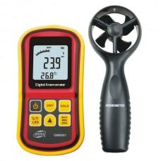 Benetech GM8901 Digital Wind Speed Gauge Wind Speed Anemometer Meter
