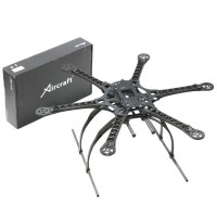 XAircraft DIY Hexa CF Carbon Fiber Frame for Multicopter Flight