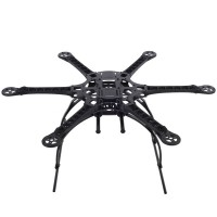 XAircraft DIY Hexa GF Glass Fiber Frame for Multicopter Flight