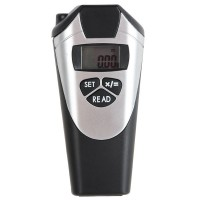 Accurate  Ultrasonic Distance Meter with Laser Piont Tape Measurer
