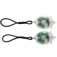 LED Minilygter Bicycle Lights Set  Bike Lamp Pair