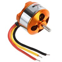 2208-12 1800KV Brushless Outrunner Motor for Helicopter Multicopter