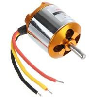 2217-7 1250KV Brushless Outrunner Motor for Helicopter Quadcopter Muticopter 4-Pack