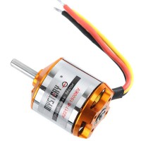 2217-6 1500KV Brushless Outrunner Motor for Quadcopter Multicopter