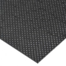 315mmX245mmX4.5mm Carbon Fiber Plate Sheet 3K Twill