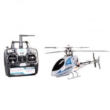 SKYARTEC Wasp V3 Gyro RC 2.4GHz 6Ch RTF Helicopter + Simulator