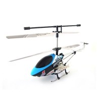 3.5CH RC Helicopter Digital Alloy Remote Control Helicopter RC Fuselage