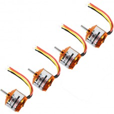 MYSTERY A2212-13 1000KV Outrunner Brushless Motor for RC Helicopter 4-Pack