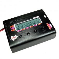 BC168 RC Model Super Speed Li-ion Li-Polymer Li-Fe Balance Charger BC168