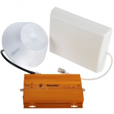 900MHz GSM Repeater GSM Booster Cell phone Repeater Mobile Signal Booster  Cover 20000 Square Meters