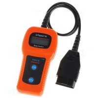 "U380 1.5"" LCD OBD2 EOBD Car Diagnostic Scanner Tester"