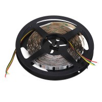 WS2801 5050 Dream Color RGB LED Strip 5meter 5V 32led/meter