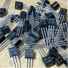 100 pcs S9013H S9013 BIPOLAR TRANSISTORS NPN TO-92 20V