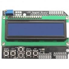 LCD Keypad Shield for Arduino Duemilanove & LCD 1602