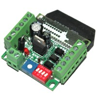 8 Subdivision 57 Stepping Motor Driver Board MACH3 Carving Machine STK672 PK TB6560