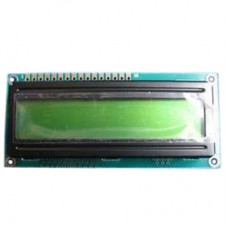 LCD 1602 5V Screen Yellow Green Display Module Backlight for Arduino Robot