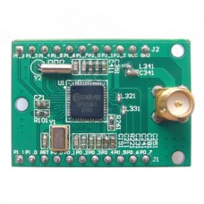 32MHz CC2430-F128 ZigBee Wireless Module +SMA Antenna 8051 128KB+8KB ADC MCU