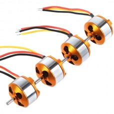 XXD A2208 1200KV Brushless Motor for Quadcopter Multicopter 4-Pack